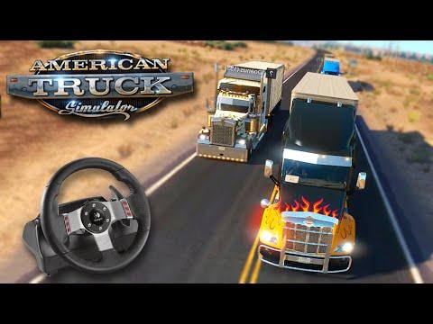 American Truck Online - JOGANDO COM AMIGOS!!!