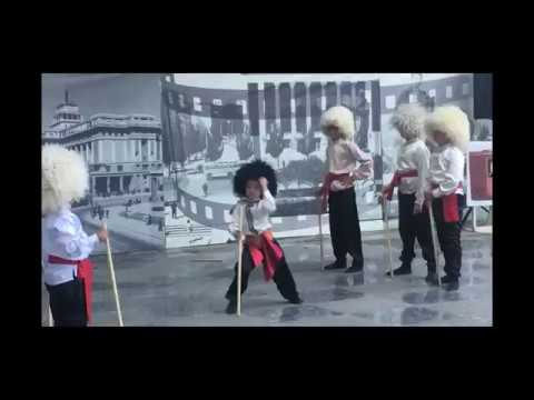 Festival in Fountain Square, Baku, Azerbaijan