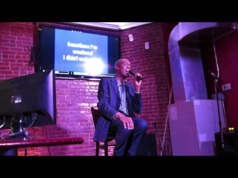 "All Star Karaoke - Patrick L. Riley, Host - ""Missing You"" - April 9, 2014"