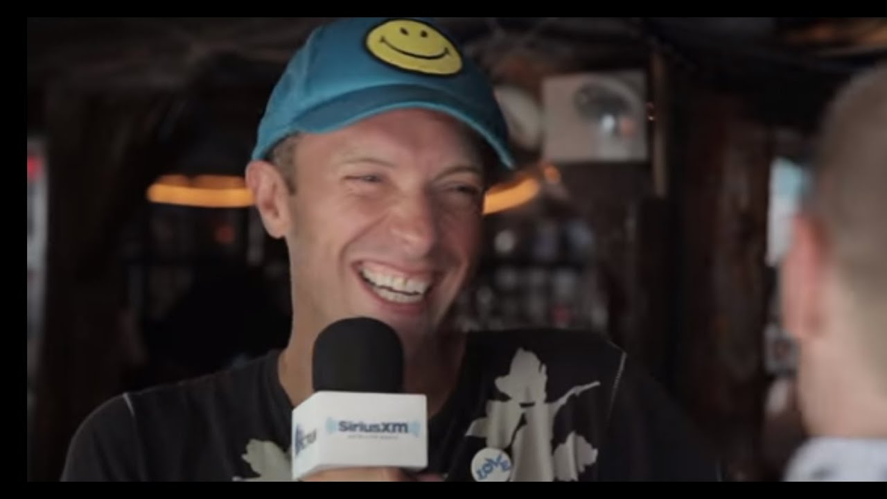 Coldplay Behind-the-Scenes Interview at The Stephen Talkhouse // SiriusXM // The Spectrum