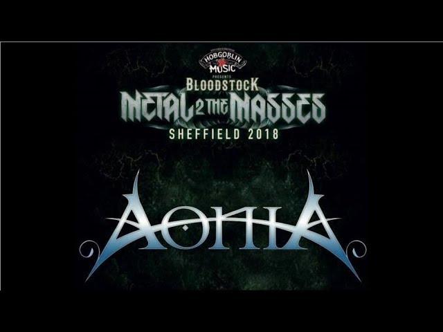 Aonia -  M2M Trailer