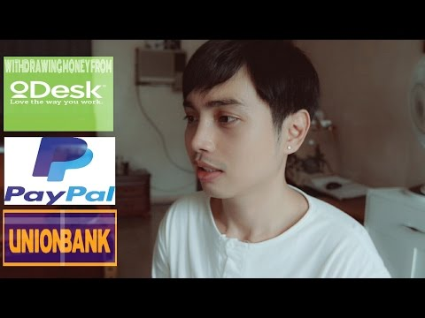 Withdrawing Money From Odesk   Vlog   Mart Lester