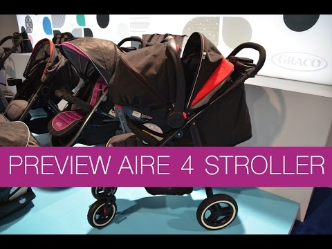 new!-graco-aire-4-xt-stroller-~-abc-kids-expo-2015