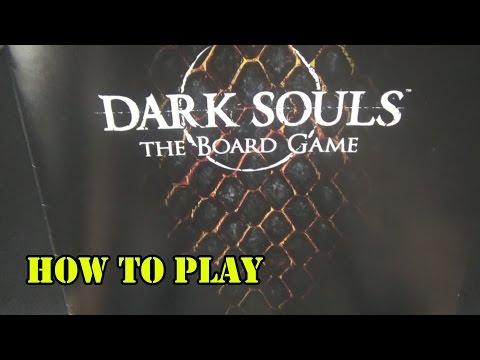 Dark Souls The Board Game Tutorial