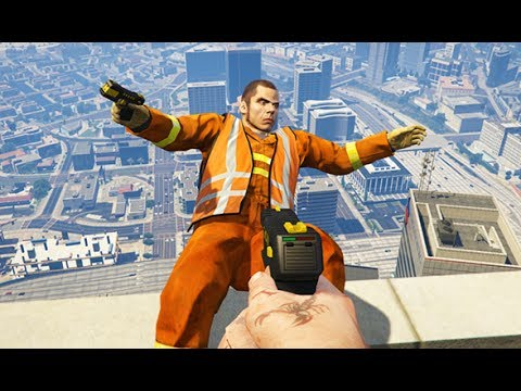 GTA 5 CRAZY Life Compilation #40 (GTA V Fails Funny Moments)