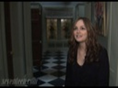 Gossip Girl Set Visit with Leighton Meester