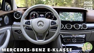 Mercedes-Benz E220d Fahrbericht Review Test Tech-Check