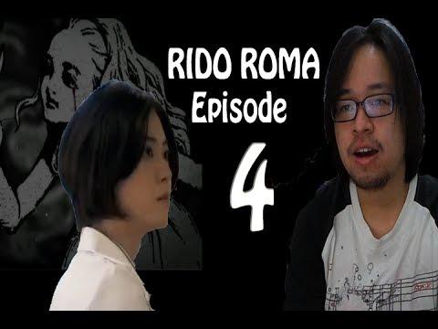 RIDO ROMA ep 4 - Alice no Toge & Dorama April 2014 (INDO)