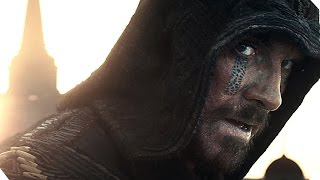 ASSASSIN'S CREED Official MOVIE Trailer (2016)