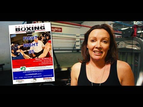 White Collar Boxing 5 - Perth W.A.