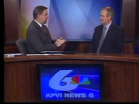 Interview with Idaho Senator Mike Crapo, Part 2