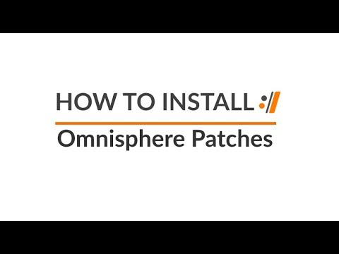 How To Install Omnisphere Patches | Worship Artistry
