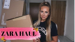 AUTUMN ZARA TRY ON HAUL | LUCY RADWELL