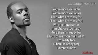 EMPIRE - More Than I'm Ready For (feat. Mario) [Lyrics]