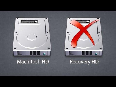 Как удалить раздел Recovery HD из Mac OS X Hackintosh