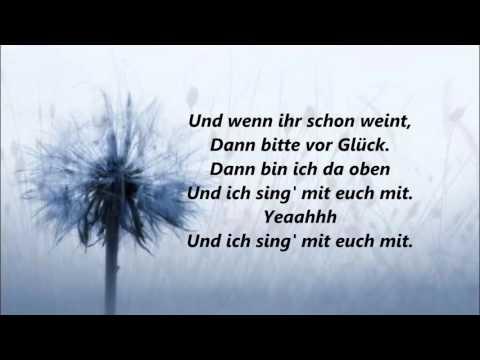 Sarah Connor   Das Leben ist schön lyrics