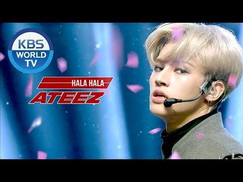 ATEEZ(에이티즈) - HALA HALA [Music Bank / 2019.02.08]