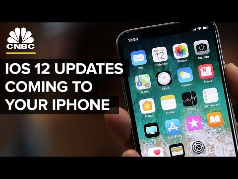 WWDC: Apple iOS 12 Updates For iPhone And iPad | CNBC