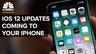 WWDC: Apple iOS 12 Updates For iPhone And iPad