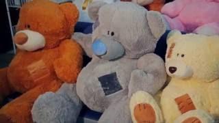 Большие плюшевые мишки в Украине(, 2016-04-24T15:13:26.000Z)