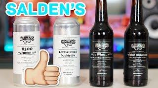Крафт Saldens - такого пива я еще не пробовал 🔥