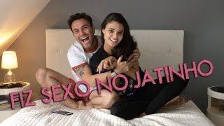 Fiz sexo no Jatinho com a angel da VS, Dani Braga | TAG : VEDA | #HotelMazzafera