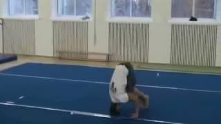 Гимнастика 7-8 класс