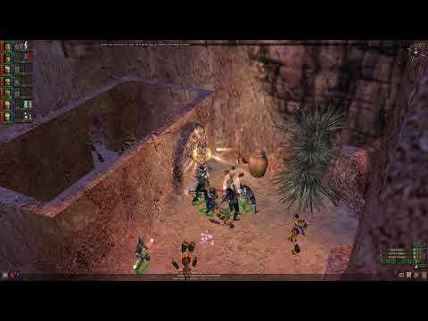 Dungeon Siege - Walk through Episode 27 | 1080p 60fps | Desert City |