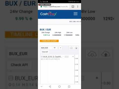 Cashfinex EURO Withdrawal In Fastest And Easiest Method