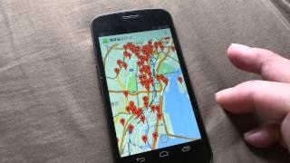 蕎麦道なび、Google Maps v2 対応版開発中