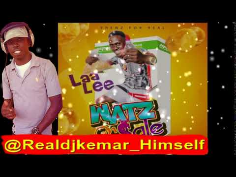 Laa Lee - Corn Flakes and Gully Water (Radio Sound Effect)@dj kemar di finest
