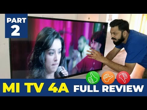 Mi TV 4A - FULL REVIEW - All Questions Answered (Part 2)