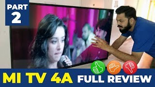 Video Mi TV 4A - FULL REVIEW - All Questions Answered (Part 2) download MP3, 3GP, MP4, WEBM, AVI, FLV Maret 2018