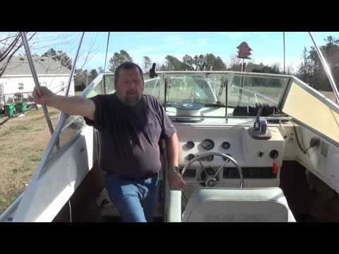 Boat Wiring and Temperature Gauge