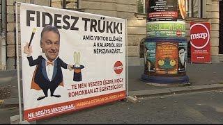 استفتاء في المجر بشأن اللاجئين