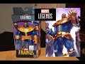Marvel Legends THANOS Walmart Exclusive FIGURE unboxing & review! INFINITY GAUNTLET