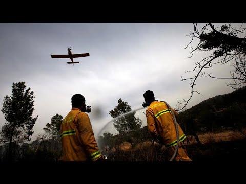 نتنياهو يشكر صديقه السيسي على إرسال مروحيتين لإخماد حرائق إسرائيل…  - نشر قبل 17 دقيقة