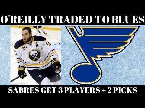 Ryan O'Reilly Traded to Blues