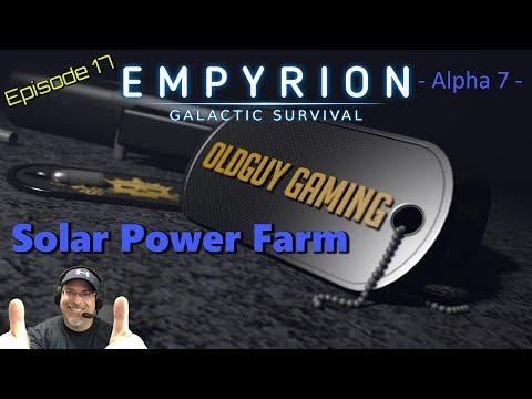 Empyrion Galactic Survival Alpha 7 | E17 | Solar Power Farm