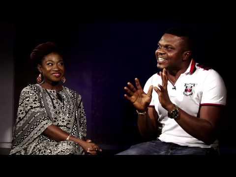 EL NOW CHATS TO NIGERIAN ACTOR - KEN ERICS