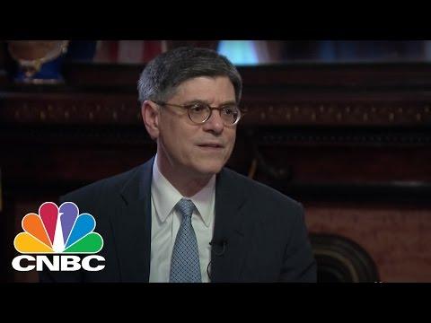 Treasury Secretary Lew: We Shouldn't Be Rolling Back Wall Street Reform | CNBC