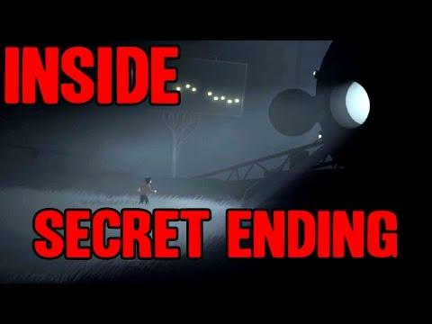 SECRET ENDING! | INSIDE - Alternate Ending