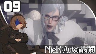 NieR Automata - Episode 9『The Copied City』
