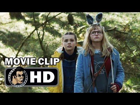 I KILL GIANTS Movie Clip - Giants Arn't Real (2017) TIFF Debut Zoe Saldana Fantasy Thriller Movie HD