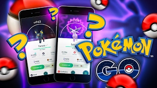 HOW TO GET UMBREON AND ESPEON IN POKEMON GO!!!