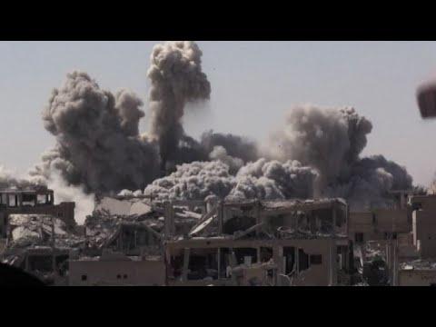 Siria, esercito vicino a Deir Ezzor per la...