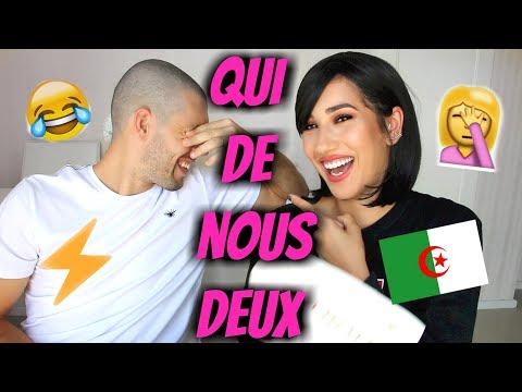 TAG QUI DE NOUS DEUX | COUPLE MIXTE