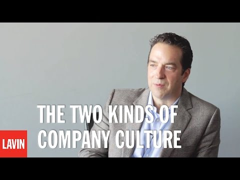 Adam Bryant: The Two Kinds of Company Culture