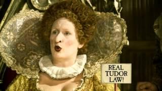 Horrible Histories Terrible Tudors money currency, Elizabeth I