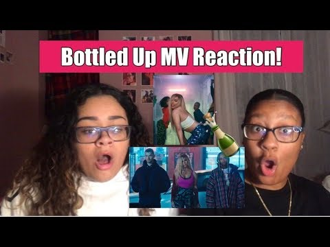 Dinah Jane - Bottled Up ft. Ty Dolla $ign & Marc E. Bassy (Official Video) | REACTION